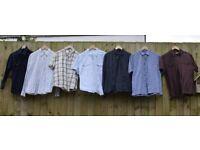 Joblot / Bundle of Seven (7) Mixed Mens Shirts