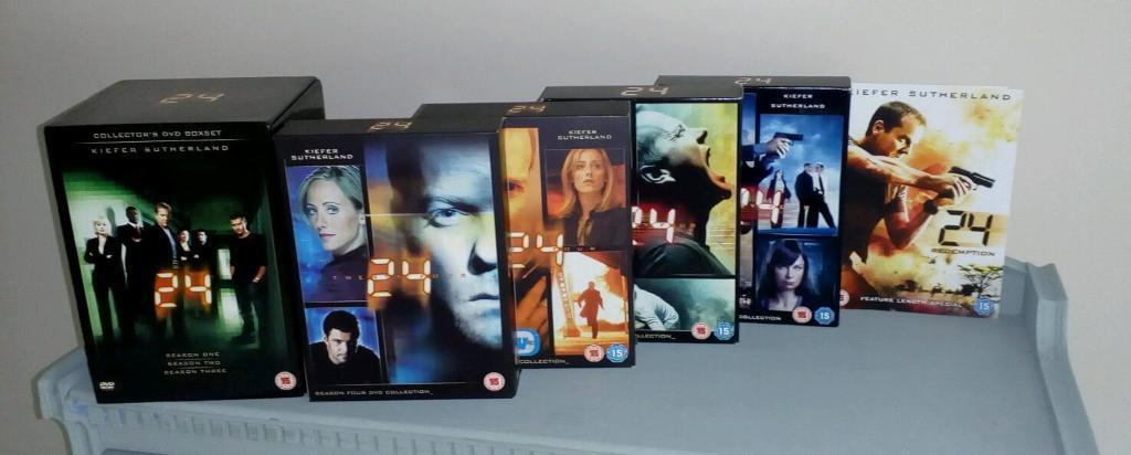 24 ALL EIGHT SEASONS + REDEMPTION