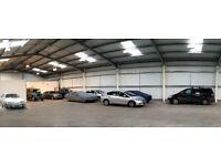 Indoor Car Storage - Perth