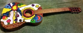 Hippy Guitar - Steel Strings