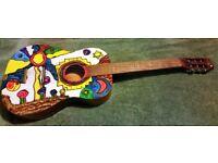 Hippy Guitar - Steel Strings