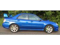 Subaru Impreza wrx 2.5 litre 2006