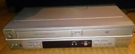 SYMPHONIC/FUNAI UDV680 DVD PLAYER/VCR RECORDER COMBO/COMBI UNIT 6 HEAD VHS MP3