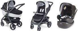 Brand new Chicco Trio StyleGo Travel System 3 in 1 Pram