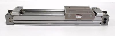 Smc Mv1c32g-200l Rodless Guided Cylinder - New
