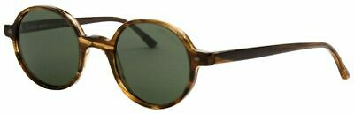 Giorgio Armani Damen Herren Sonnenbrille AR8097 5594/31 46mm rund braun H