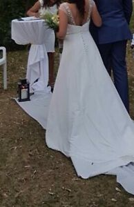 Magnifique robe de mariee - Awesome weeding dress