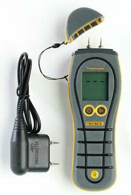 Protimeter Timbermaster Std Advanced Moisture Meter Specifically Designed For Th