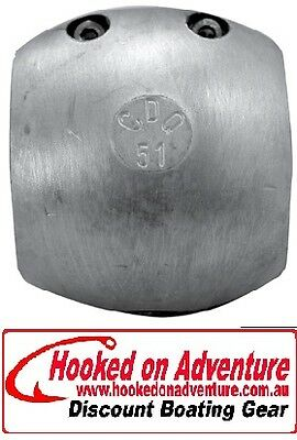 "Anodes Shaft Anodes Zinc  3"" 5 kg   (all sizes available)"