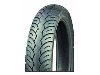 MAX Motorcycle Tyre 100/90-17 61P Tubeless for Honda CBF125 2009 - 2013