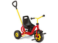 Well made toddler's tricycle