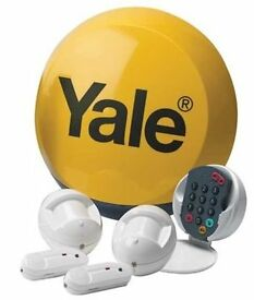 Yale Wireless Home Alarm supplied and fitted for just £249