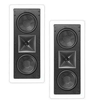 Klipsch In Wall Speakers Ebay