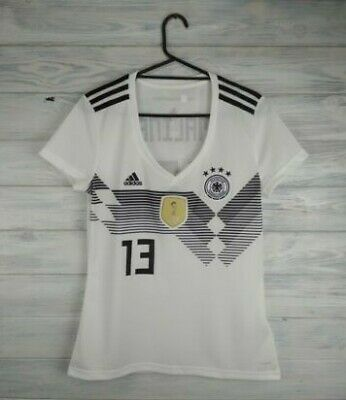de20b2dc756 Germany soccer women jersey medium 2019 home shirt BQ8396 football Adidas