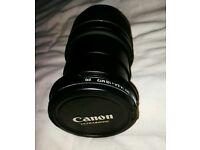 Canon ultrasonic 28-20mm lens