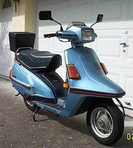 1983 yamaha riva scooter 180 CC ENGINE
