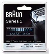 Braun 8000 Foil