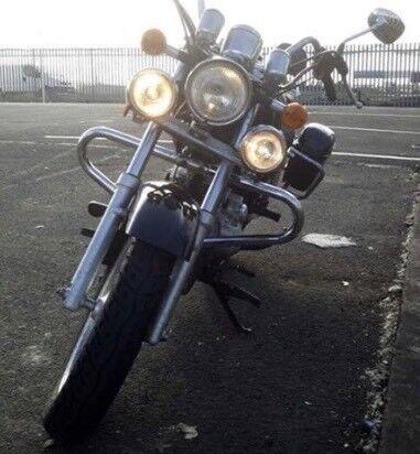 PIONEER XFL 125cc