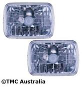 Holden Rodeo TF Headlight