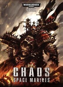 Full Chaos Space Marine Army WH40K