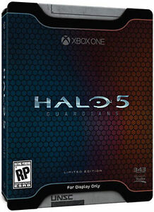 Halo 5 limited / Gears of War 4.  SEALED