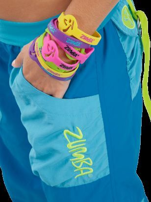 ZUMBA Classic Samba Blue & Aqua Small   Zumba Love! Save a dog