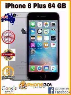 Mint Condition iPhone 6 Plus 64 GB Factory Unlocked