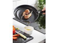 Fat Reducing Frying Pan