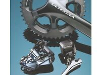 SHIMANO ULTEGRA 6870 Di2 FULL HYDRAULIC GROUP SET, NEW BUT NOT BOXED