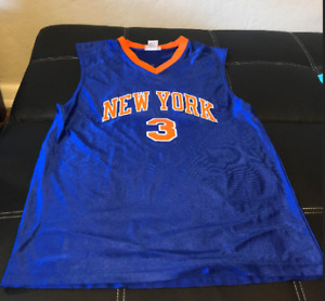 NBA Elevation New York Knicks Stephon Marbury Basketball Jersey