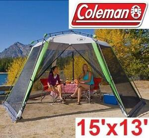 NEW COLEMAN INSTANT SCREENHOUSE 2000004414 217340828 15 X 13