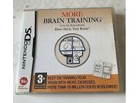 Nintendo DS More Brain Training