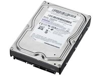 250gb,320gb,500gb SATA HARD DRIVE DISK FOR DESKTOP COMPUTER WITH WINDOWS 10 PRO LOADED