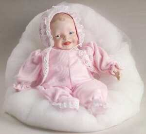 Ashton Drake Porcelain Doll - Meagan Rose