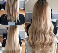 Kelowna's Best Salon Quality Extensions at Half the Price!