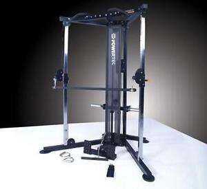 Save 23% - Powertec Functional Trainer by Fitness Mechanics
