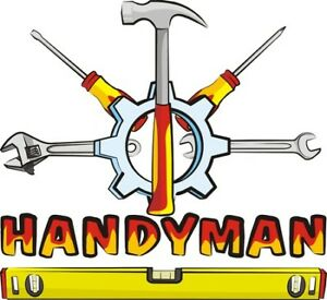 HANDYMAN FOR HIRE - NO JOB TOO SMALL - AFFORDABLE