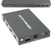 4 In 2 Out HDMI Matrix Switch with Optical, L&R Audio Outputs Ottawa Ottawa / Gatineau Area Preview