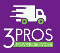 3 Pros Moving Services