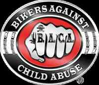 Members wanted for B.A.C.A.  Bikers Against Child Abuse