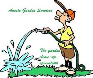 Aussie Garden Services---The Garden Cleanup Specialists Perth Perth City Area Preview