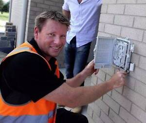 ADSL A2B install, Repair slow ADSL, MDF jumpering Melbourne CBD Melbourne City Preview