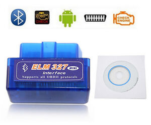 Bluetooth OBD2 Scanner Tool - Great for the Home Mech