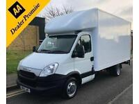 2014 Iveco Daily 2.3 TD 35C13 LWB DriveAway Luton 2dr Manual Luton
