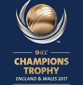 ICC Champions Trophy 2017 Tickets - 1st Semi Final