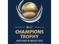 Champions trophy england vs bangladesh
