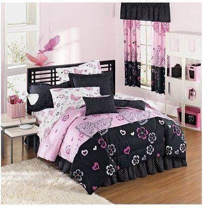 black polka dot curtains ebay. Black Bedroom Furniture Sets. Home Design Ideas