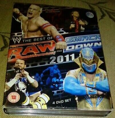 BEST OF RAW AND SMACKDOWN: