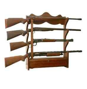 Locking Gun Rack