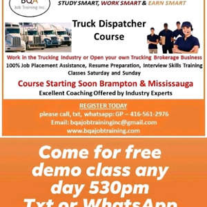Dispatcher Course | Swim, Dance, CPR , Music and Many More